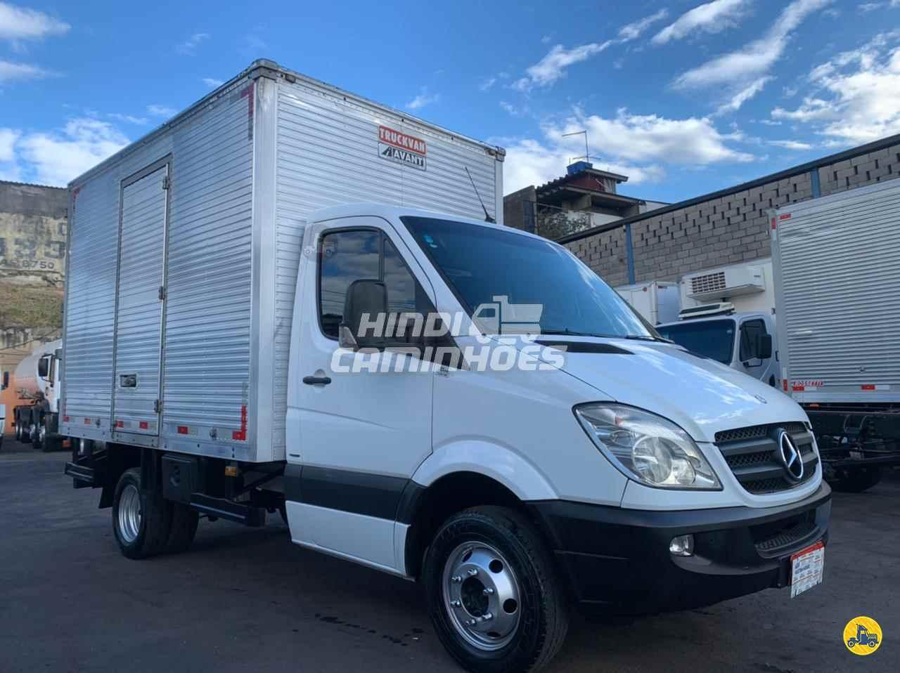 UTILITARIOS MERCEDES-BENZ Sprinter Pick UP 515 Hindi Caminhões CONTAGEM MINAS GERAIS MG