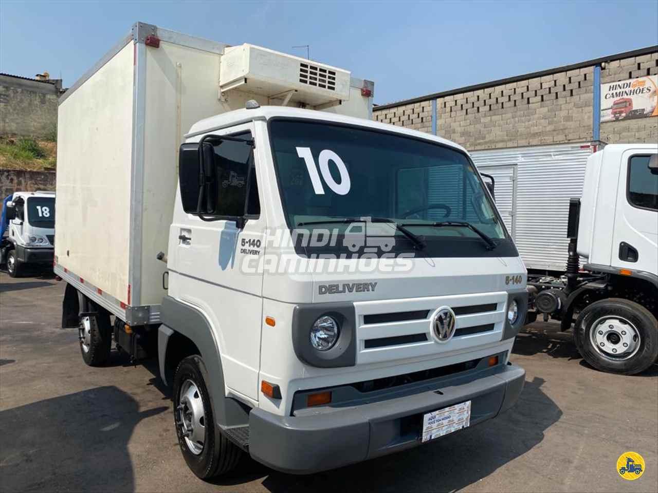 CAMINHAO VOLKSWAGEN VW 5140 Baú Frigorífico 3/4 4x2 Hindi Caminhões CONTAGEM MINAS GERAIS MG