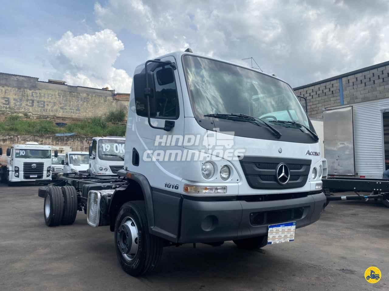 CAMINHAO MERCEDES-BENZ MB 1016 Chassis 3/4 4x2 Hindi Caminhões CONTAGEM MINAS GERAIS MG