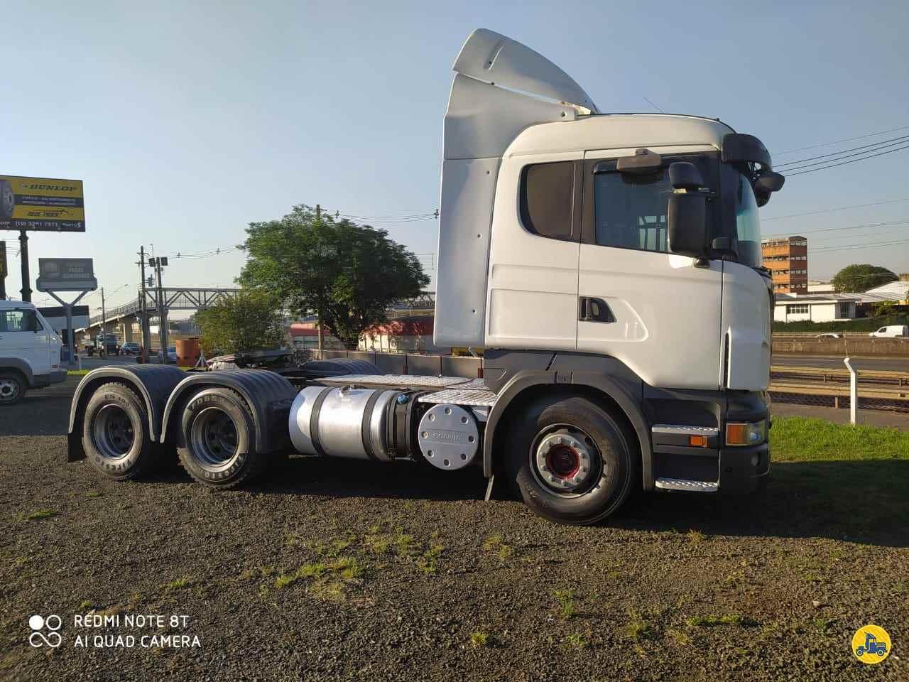 SCANIA SCANIA 440 751532km 2012/2013 Leque Caminhões