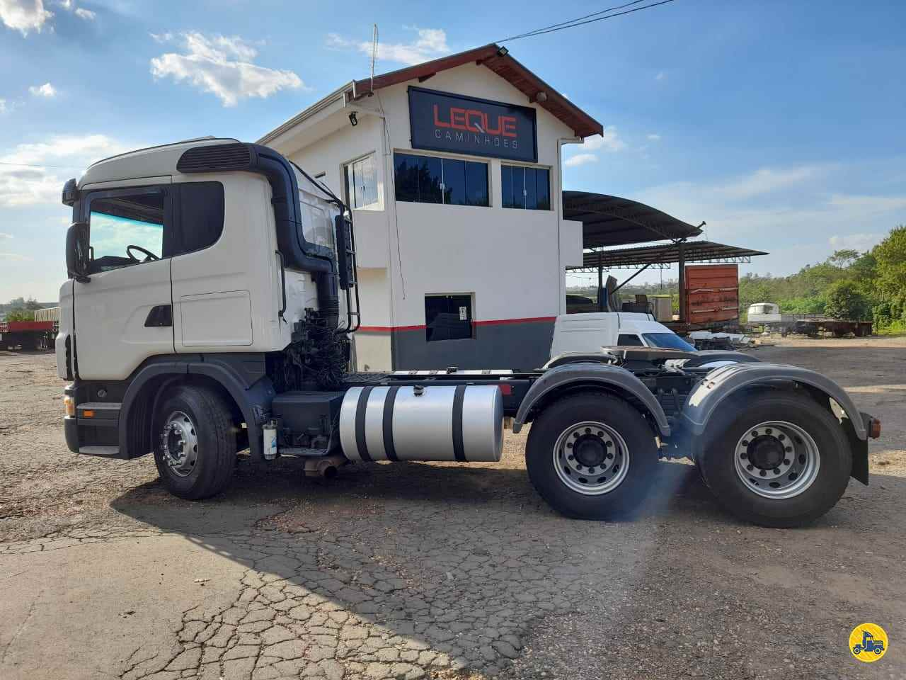 CAMINHAO SCANIA SCANIA 470 Cavalo Mecânico Traçado 6x4 Leque Caminhões  PIRACICABA SÃO PAULO SP