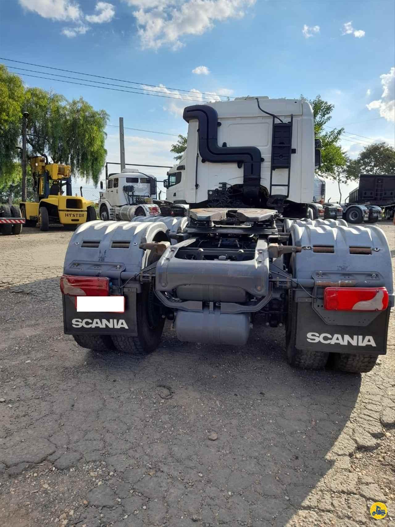 SCANIA SCANIA 470 713853km 2008/2009 Leque Caminhões