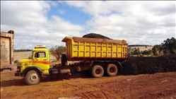 MERCEDES-BENZ MB 2220  1986/1986 Leque Caminhões