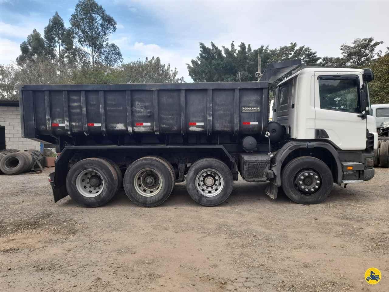 CAMINHAO SCANIA SCANIA P360 Caçamba Basculante BiTruck 8x2 Leque Caminhões  PIRACICABA SÃO PAULO SP