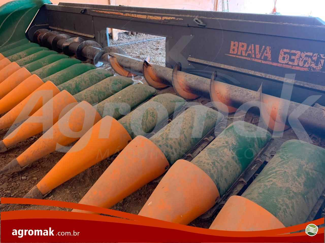 STARA BRAVA 6360  2007/2007 Agromak Máquinas Agrícolas