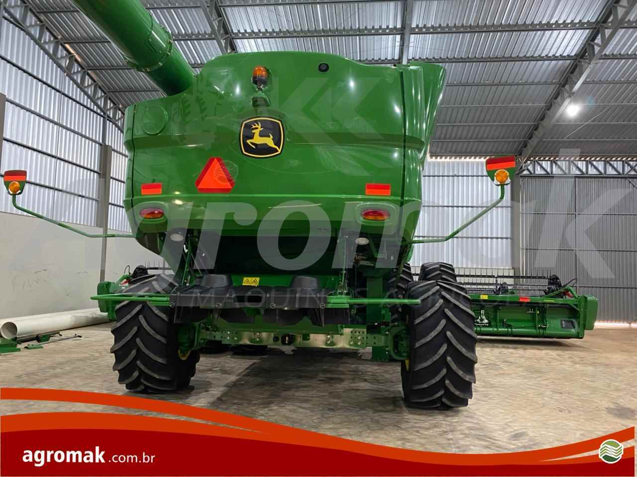 JOHN DEERE JOHN DEERE S680  2016/2016 Agromak Máquinas Agrícolas