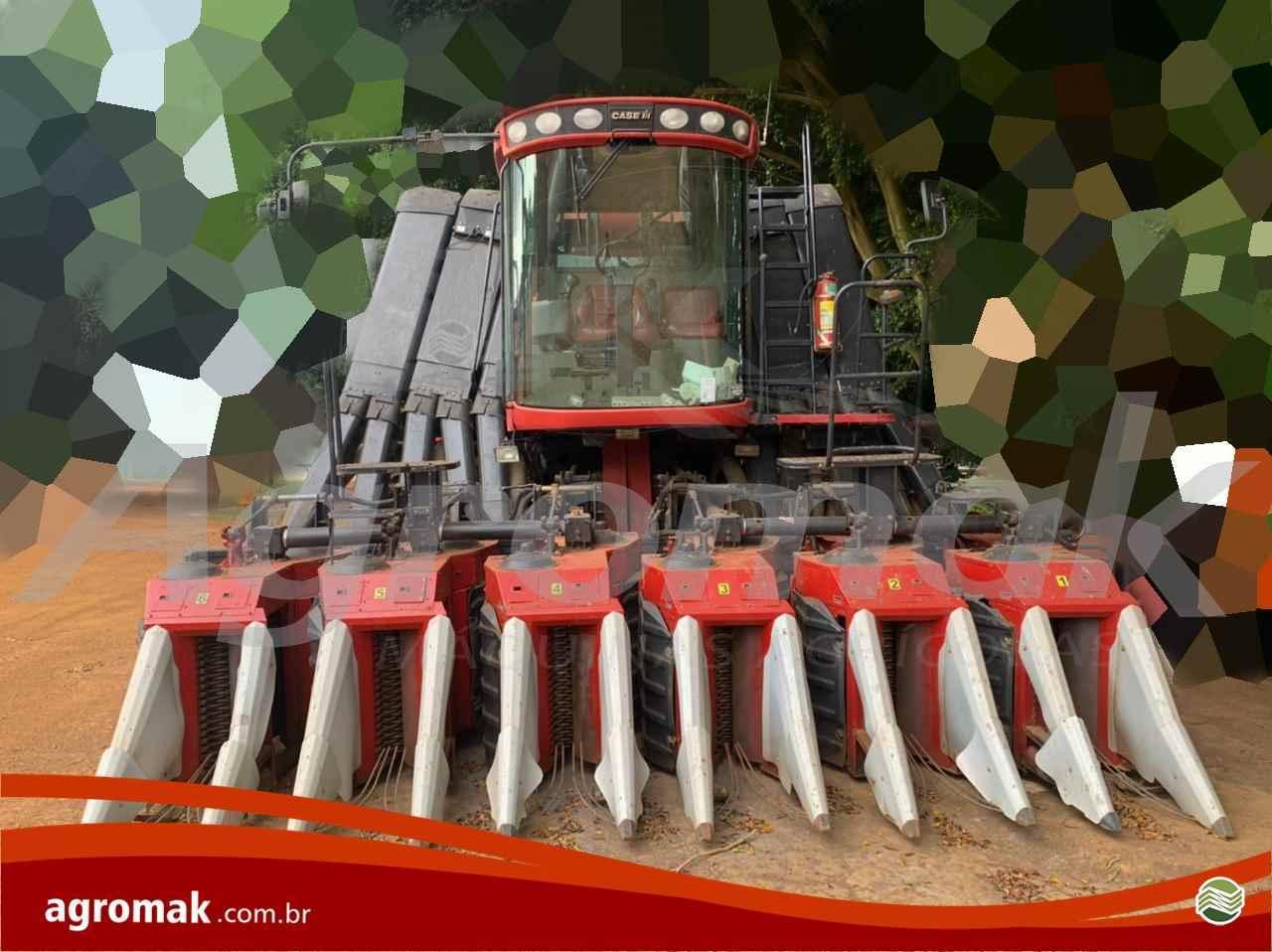 COLHEITADEIRA CASE ALGODAO 635 Agromak Máquinas Agrícolas CAMPO VERDE MATO GROSSO MT