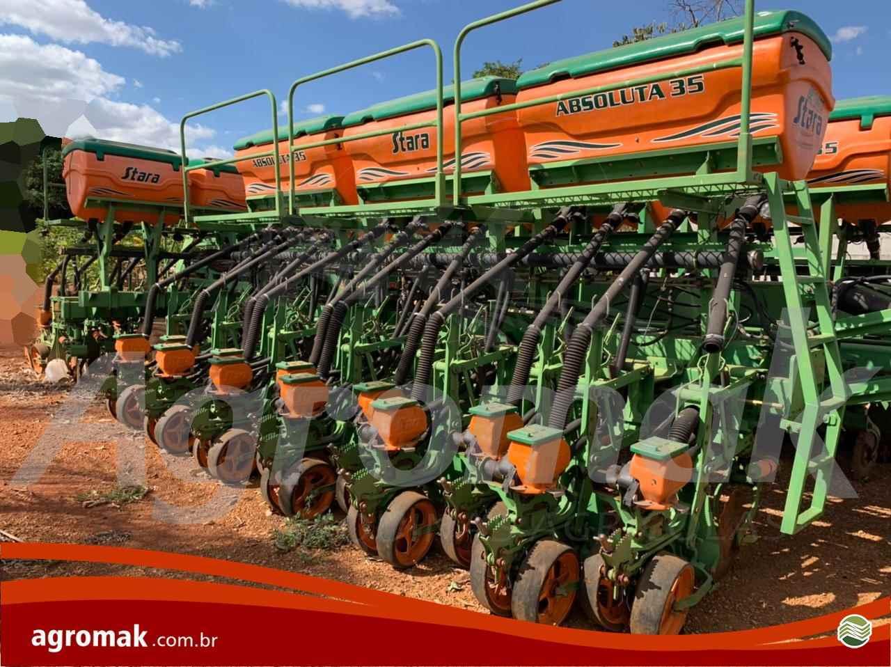 PLANTADEIRA STARA ABSOLUTA 35 Agromak Máquinas Agrícolas CAMPO VERDE MATO GROSSO MT