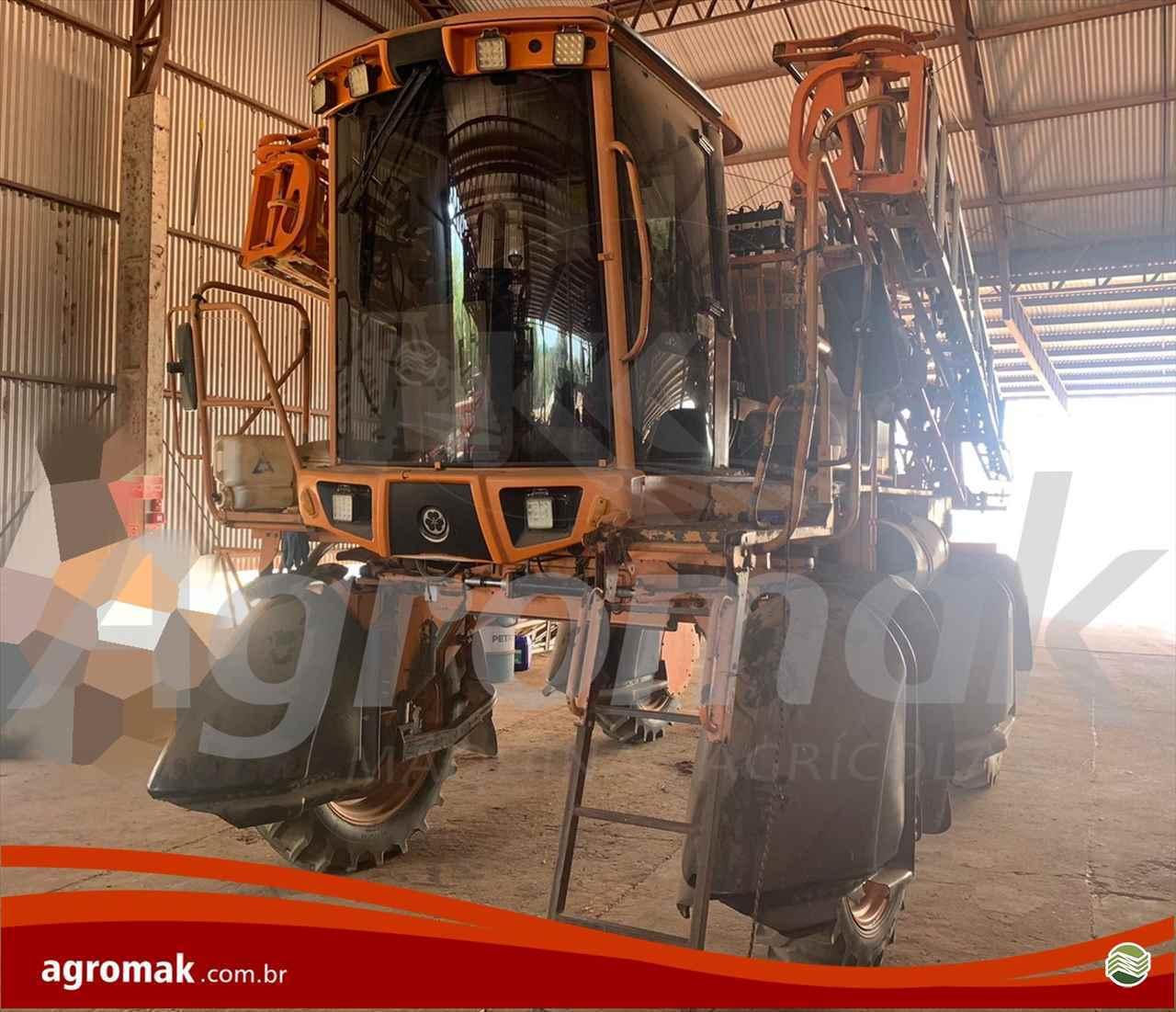 PULVERIZADOR JACTO UNIPORT 2500 STAR Tração 4x2 Agromak Máquinas Agrícolas CAMPO VERDE MATO GROSSO MT