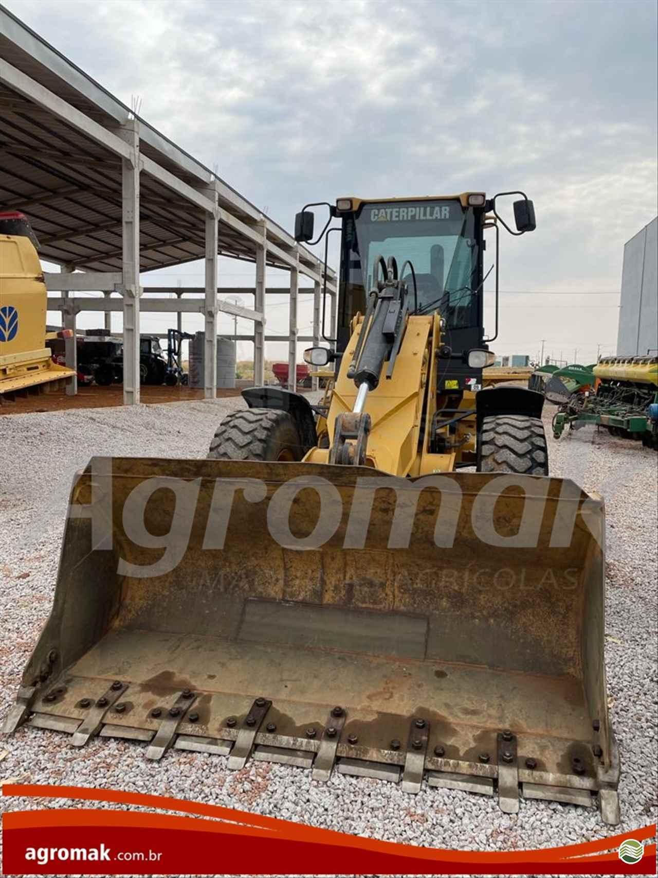 PA CARREGADEIRA CATERPILLAR 924 Agromak Máquinas Agrícolas CAMPO VERDE MATO GROSSO MT