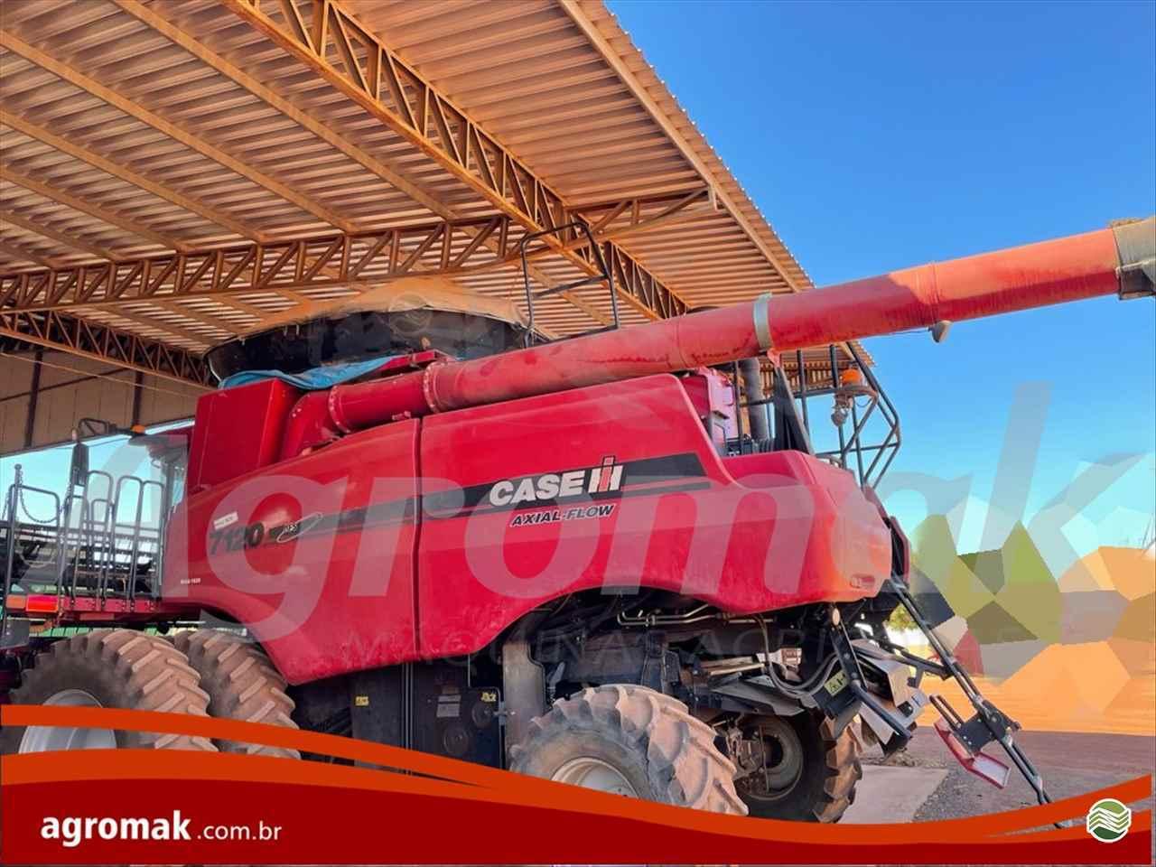 COLHEITADEIRA CASE CASE 7120 Agromak Máquinas Agrícolas CAMPO VERDE MATO GROSSO MT