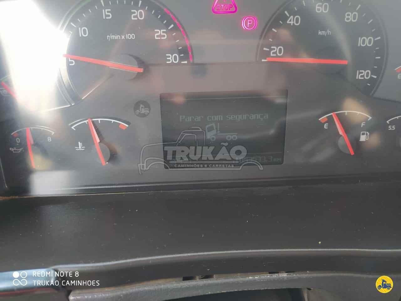 VOLVO VOLVO FH 460 10535333km 2012/2012 Trukão Caminhões