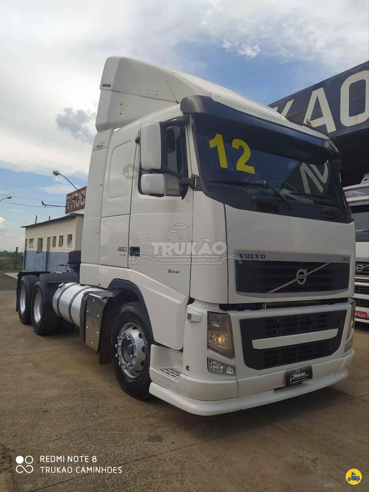 CAMINHAO VOLVO VOLVO FH 460 Cavalo Mecânico Truck 6x2 Trukão Caminhões JACUTINGA MINAS GERAIS MG