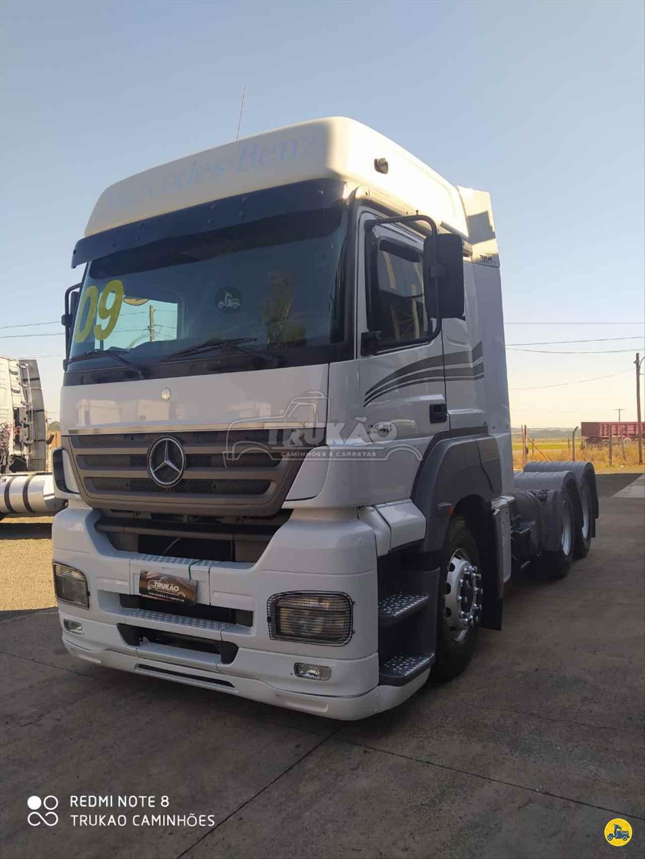 CAMINHAO MERCEDES-BENZ MB 2540 Cavalo Mecânico Truck 6x2 Trukão Caminhões JACUTINGA MINAS GERAIS MG