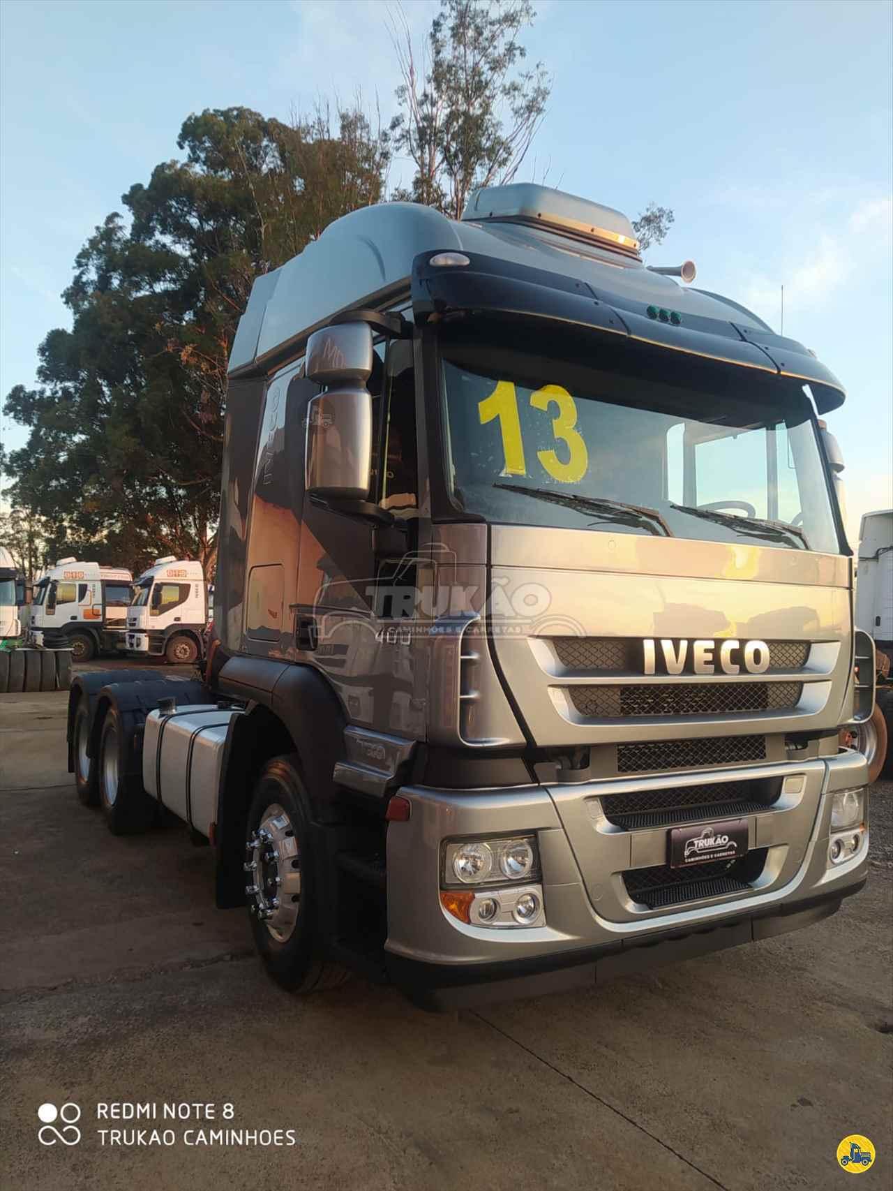 STRALIS 400 de Trukão Caminhões - JACUTINGA/MG