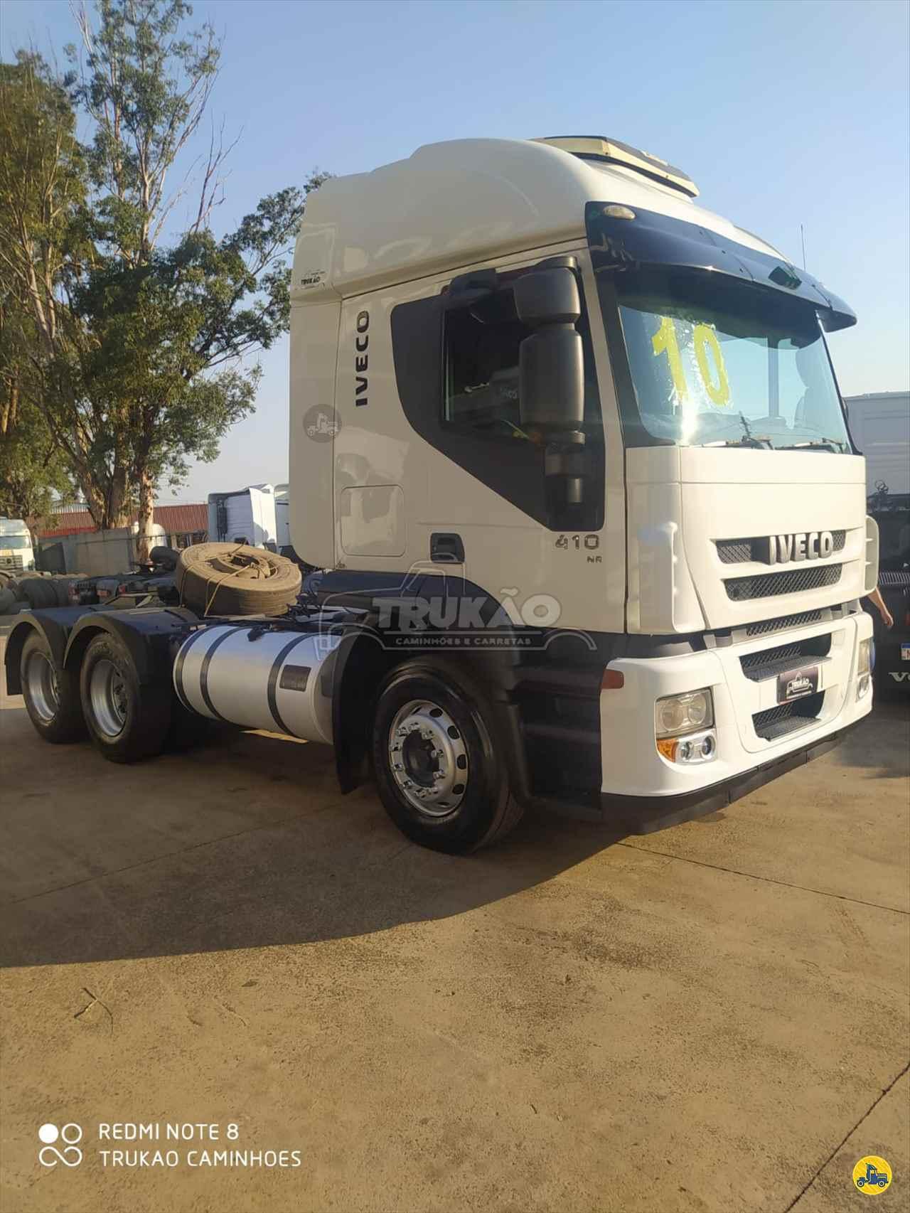 CAMINHAO IVECO STRALIS 570 Cavalo Mecânico Truck 6x2 Trukão Caminhões JACUTINGA MINAS GERAIS MG