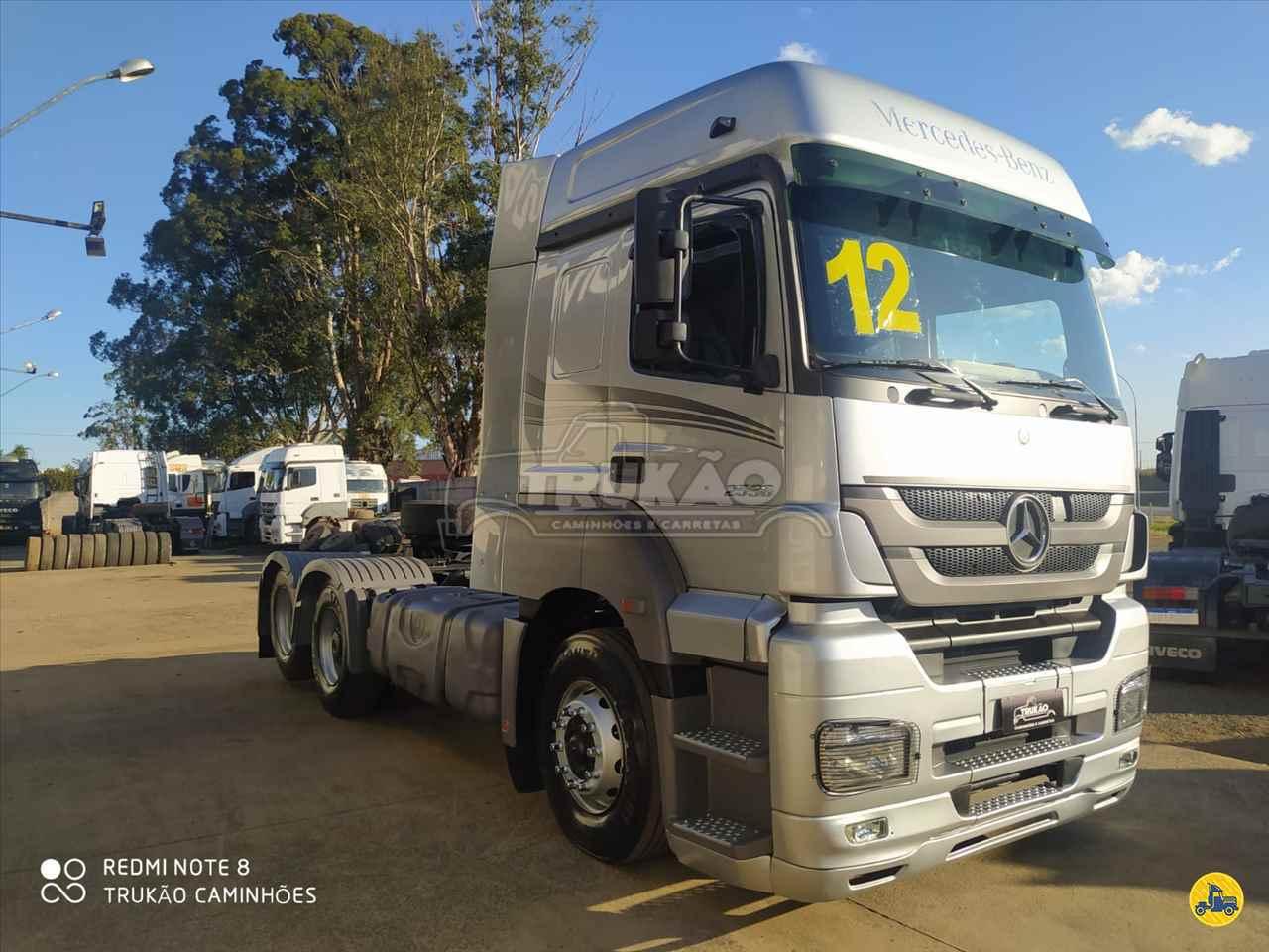 CAMINHAO MERCEDES-BENZ MB 2536 Cavalo Mecânico Truck 6x2 Trukão Caminhões JACUTINGA MINAS GERAIS MG