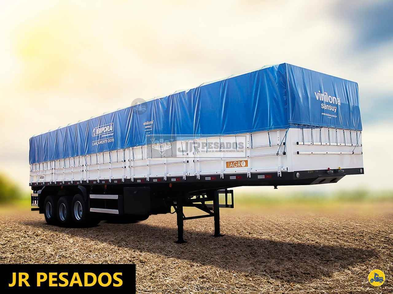 SEMI-REBOQUE GRANELEIRO  2020/2021 JR Pesados