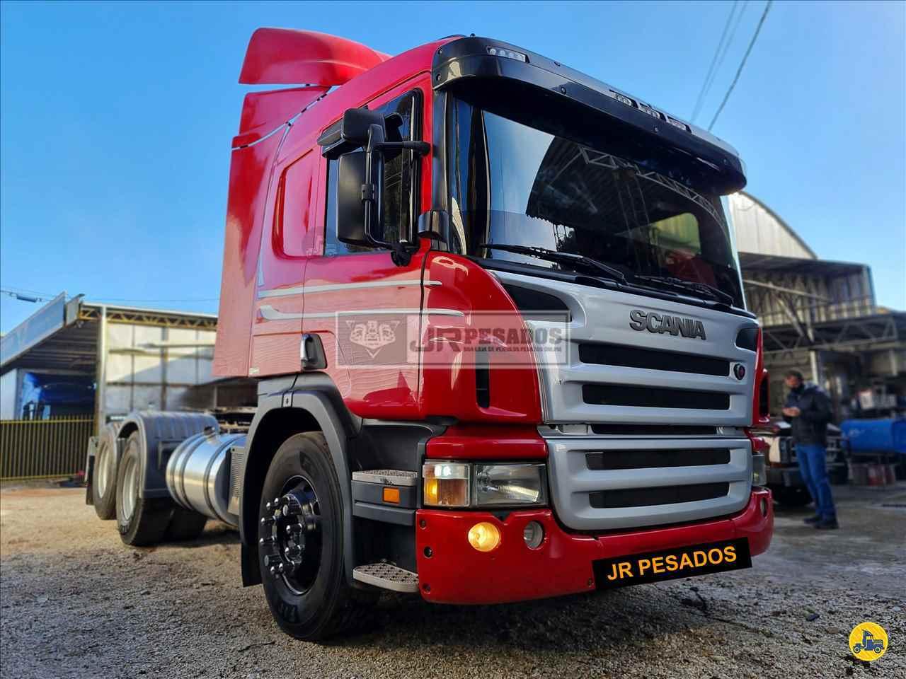 CAMINHAO SCANIA SCANIA 340 Cavalo Mecânico Truck 6x2 JR Pesados CURITIBA PARANÁ PR