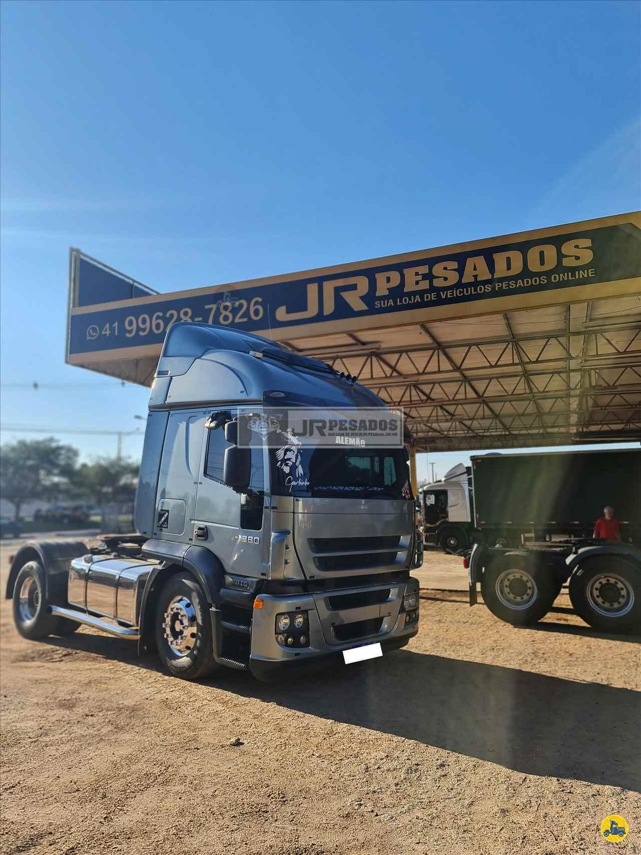 STRALIS 380 de JR Pesados - CURITIBA/PR