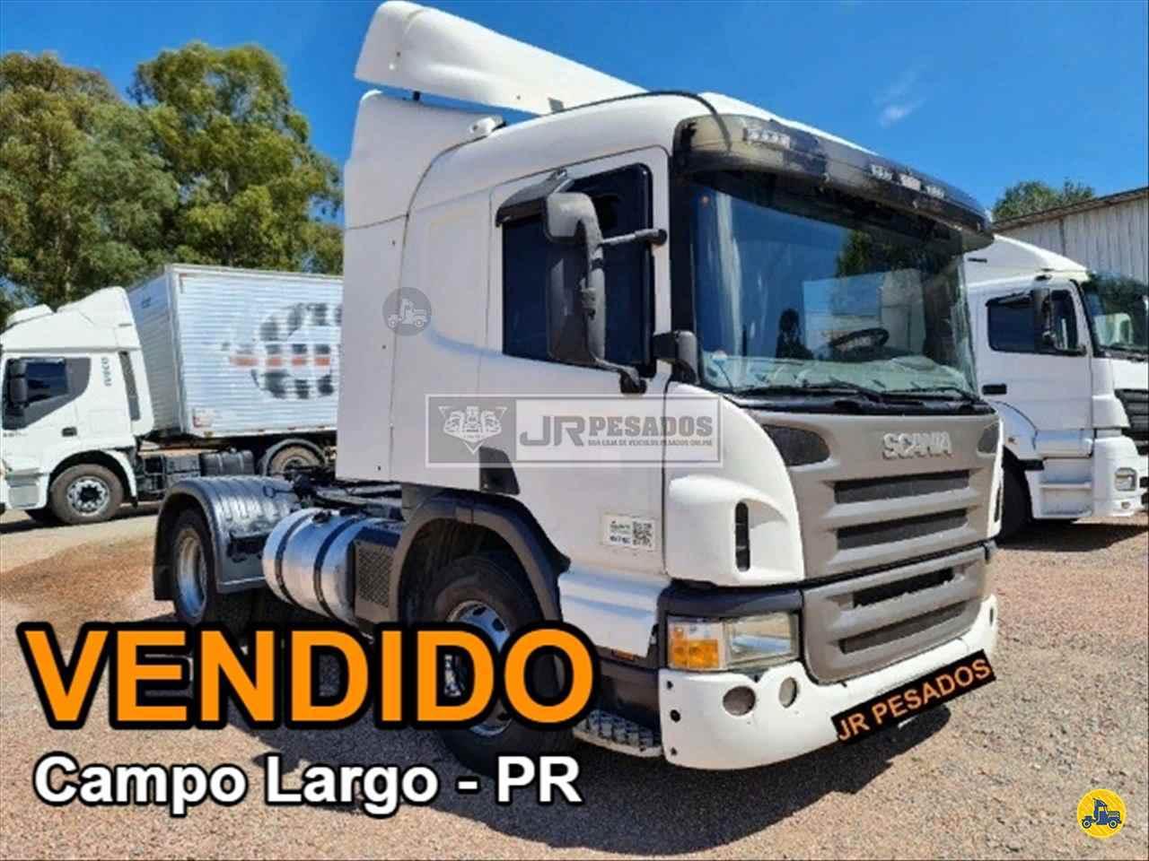CAMINHAO SCANIA SCANIA 340 Cavalo Mecânico Toco 4x2 JR Pesados CURITIBA PARANÁ PR