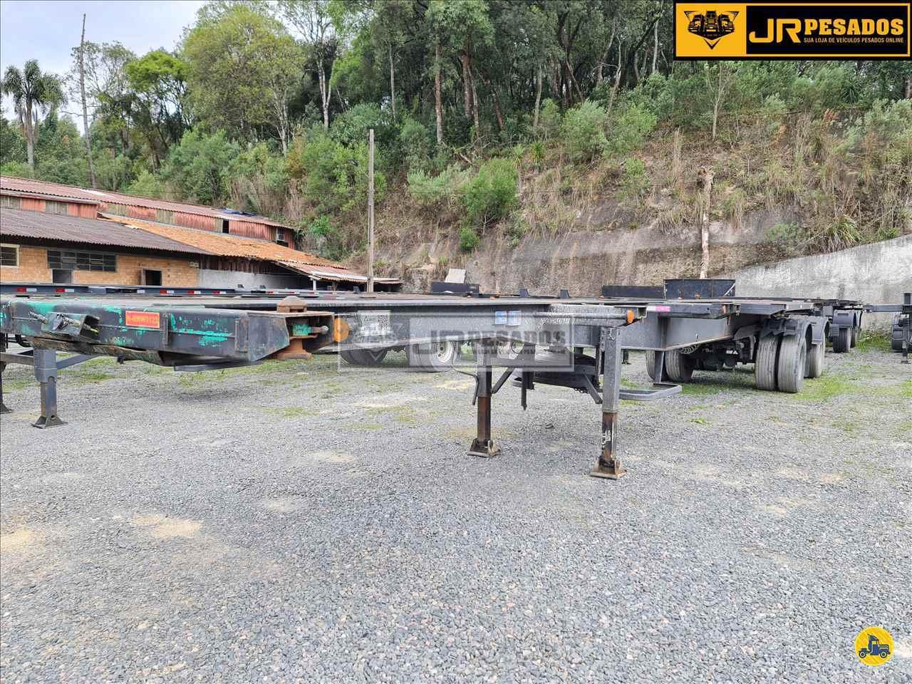 CONTAINER de JR Pesados - CURITIBA/PR