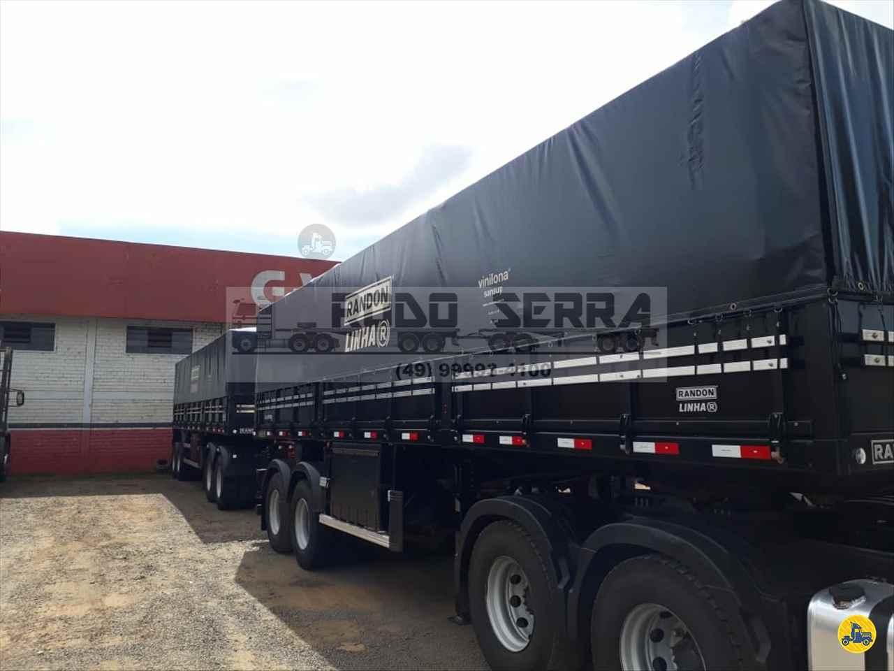 CARRETA RODOTREM GRANELEIRO Rodo Serra Caminhões e Carretas  LAGES SANTA CATARINA SC