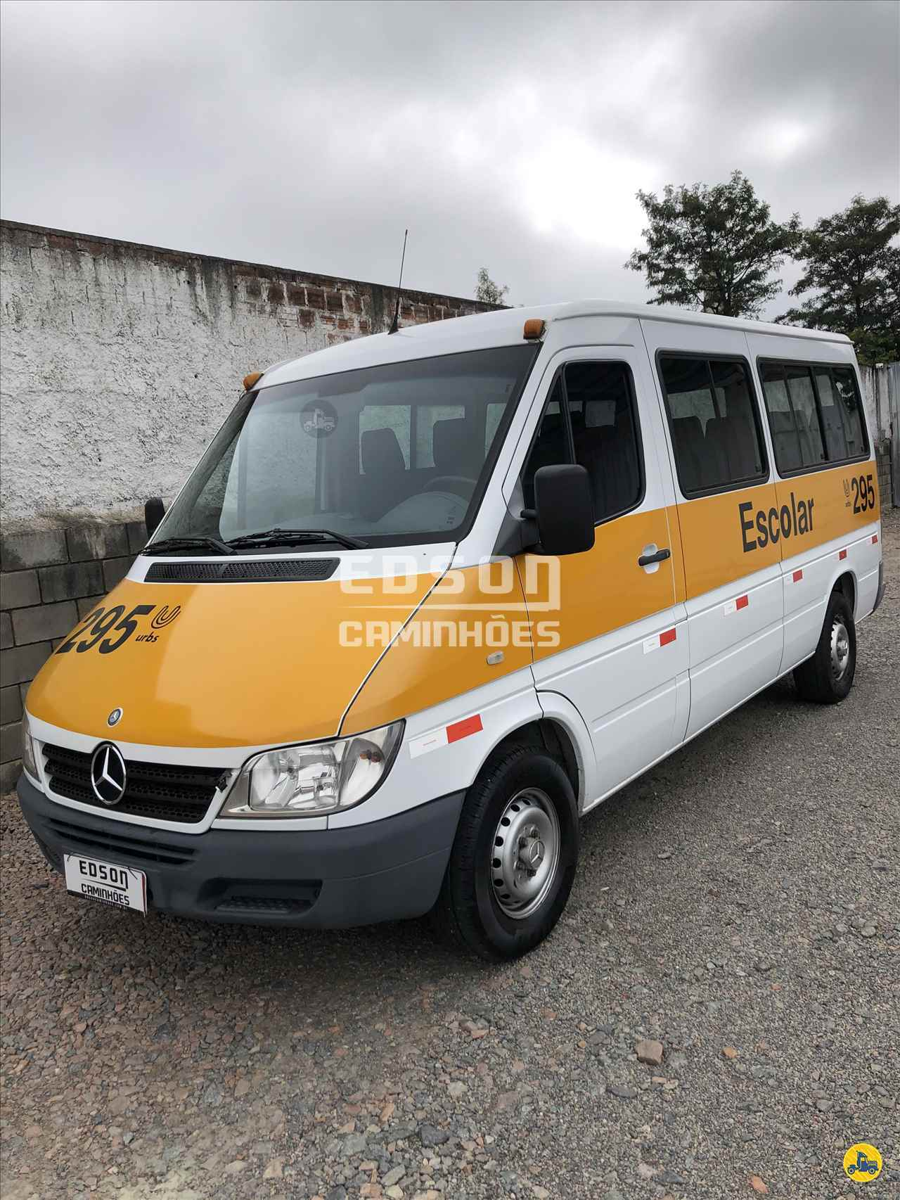 VANS MERCEDES-BENZ Sprinter VAN 313 Edson Caminhões CURITIBA PARANÁ PR