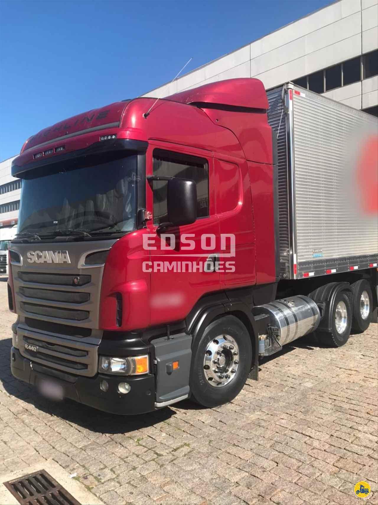 CAMINHAO SCANIA SCANIA 440 Cavalo Mecânico Truck 6x2 Edson Caminhões CURITIBA PARANÁ PR