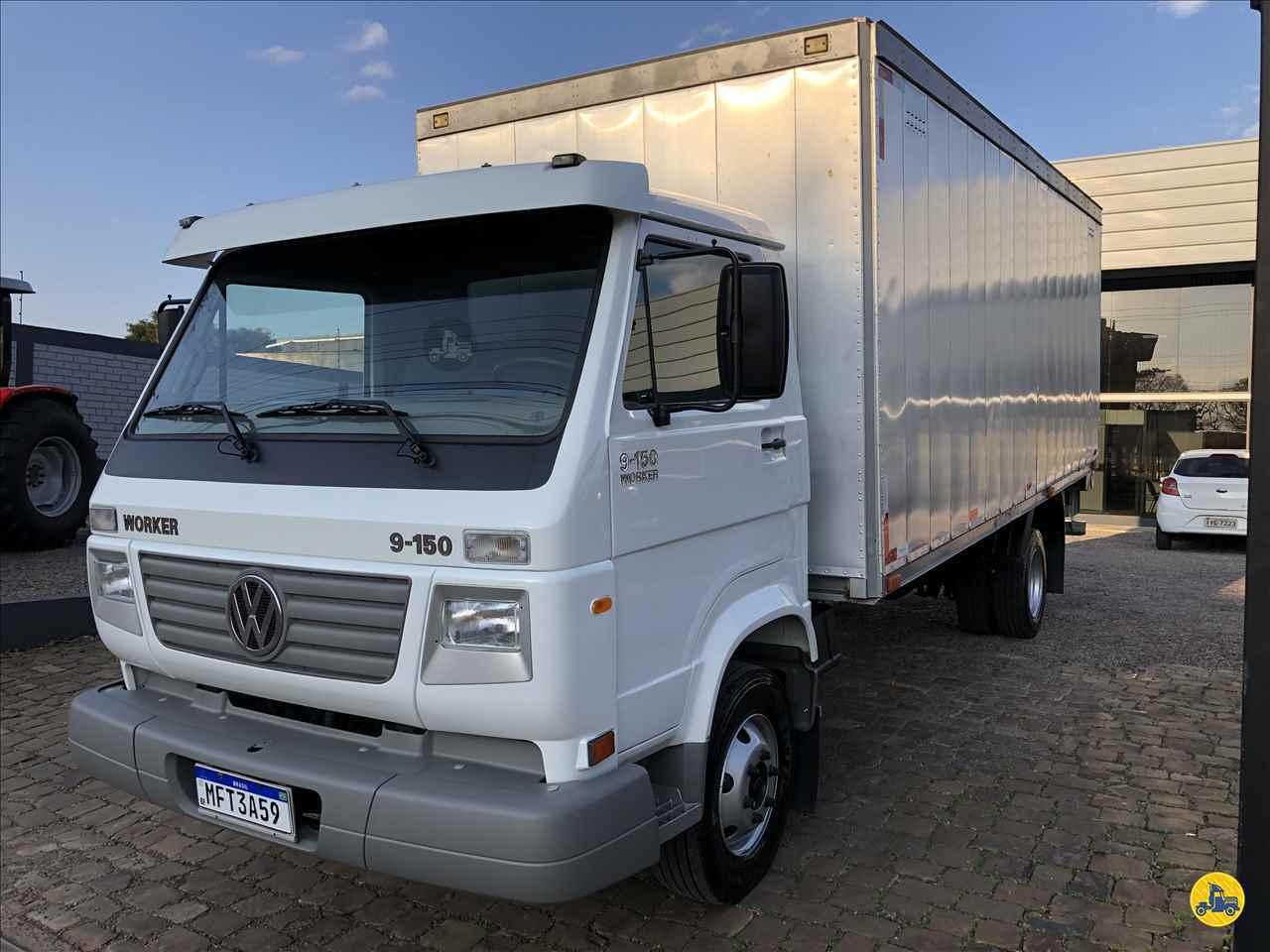 VW 9150 de Agro Caminhão - Caminhões e Máquinas Agrícolas - CARAZINHO/RS