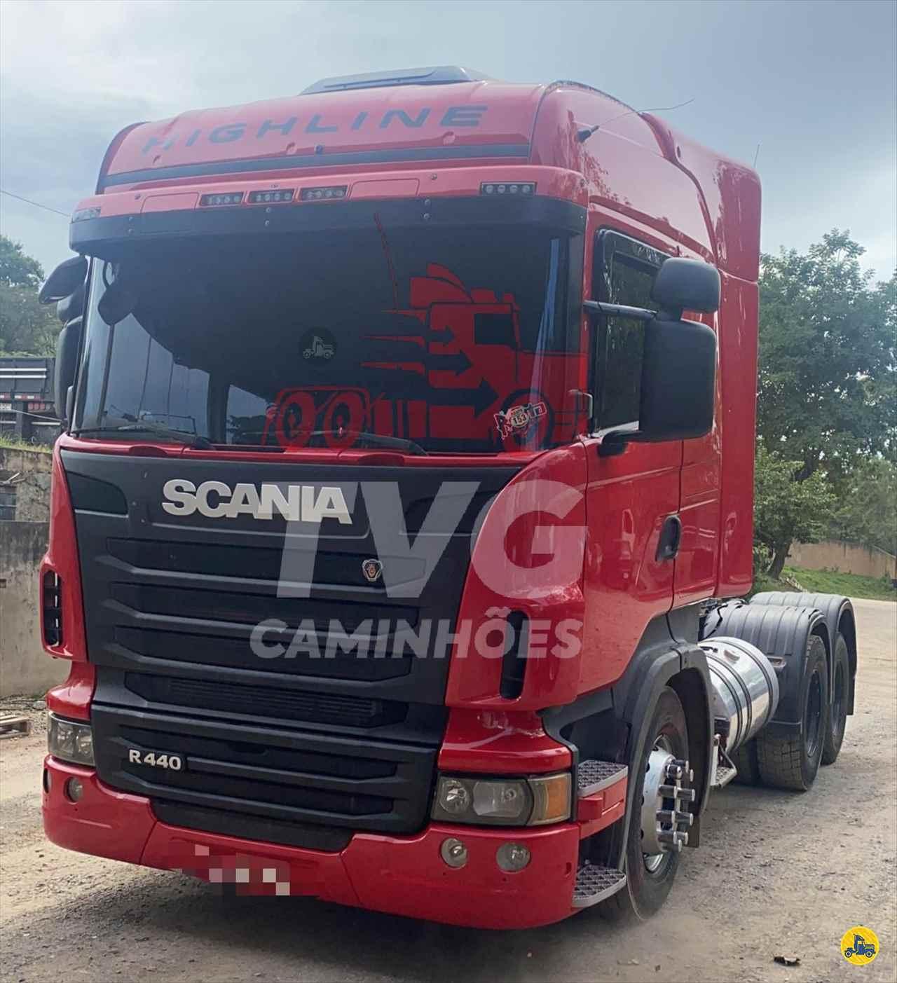 SCANIA SCANIA 440  2013/2013 TVG Caminhões