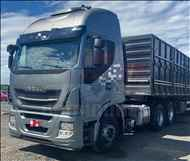 IVECO STRALIS 480 678000km 2014/2014 TVG Caminhões