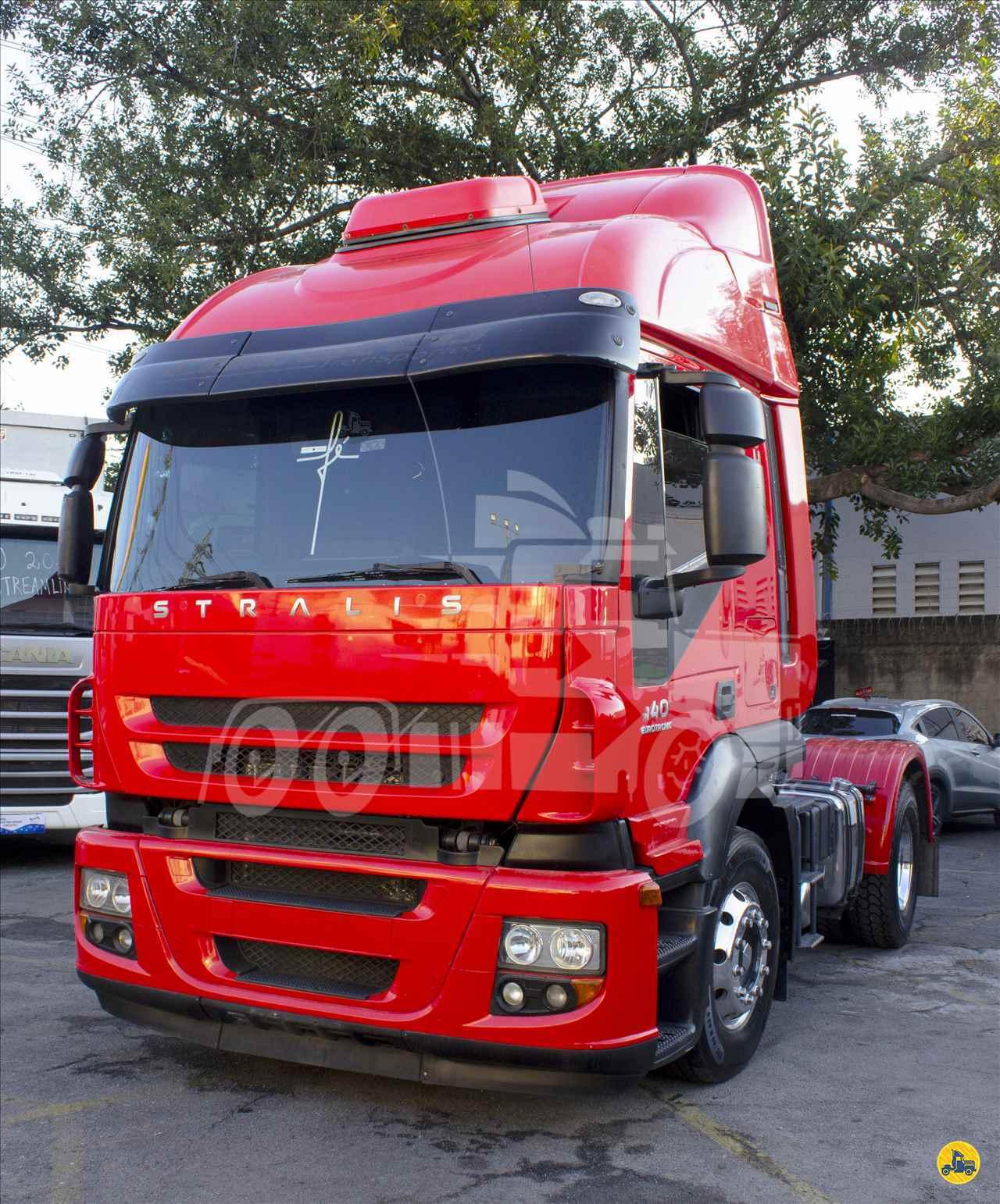 STRALIS 440 de TVG Caminhões - GUARULHOS/SP