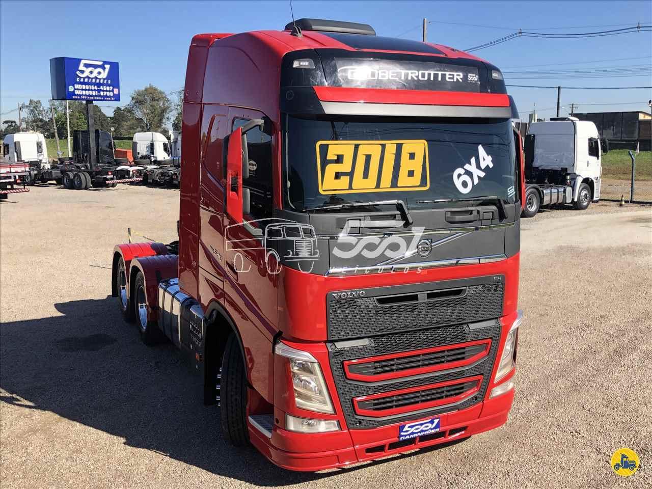 VOLVO FH 540 de 5001 Veículos - São José dos Pinhais - SAO JOSE DOS PINHAIS/PR