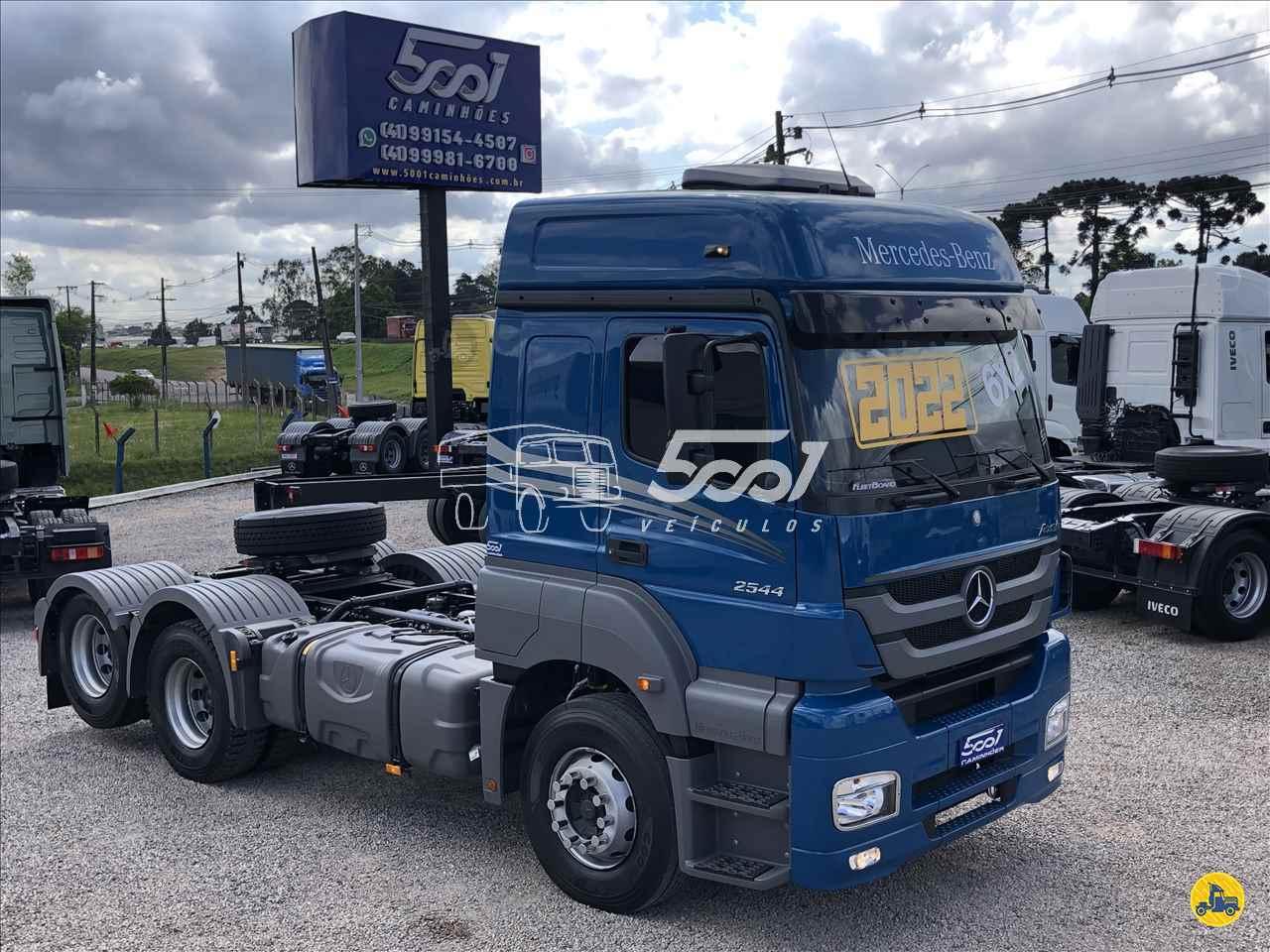 CAMINHAO MERCEDES-BENZ MB 2544 Cavalo Mecânico Truck 6x2 5001 Veículos - São José dos Pinhais SAO JOSE DOS PINHAIS PARANÁ PR