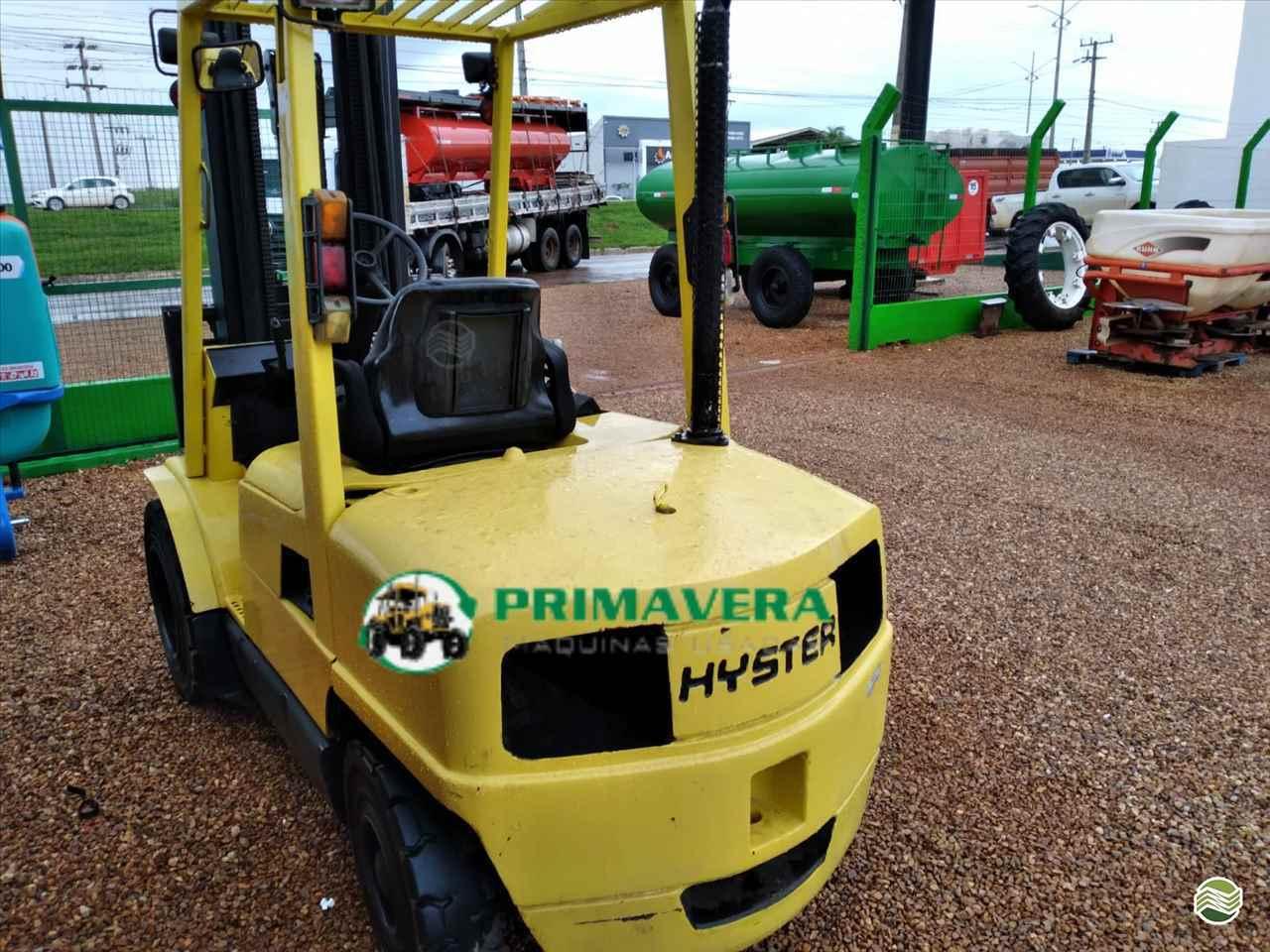 HYSTER H55  2009/2009 Primavera Máquinas Usadas