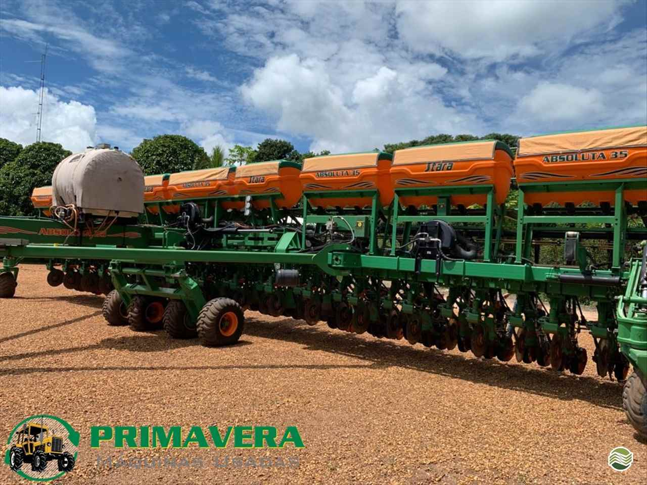 ABSOLUTA 35 de Primavera Máquinas Usadas - PRIMAVERA DO LESTE/MT