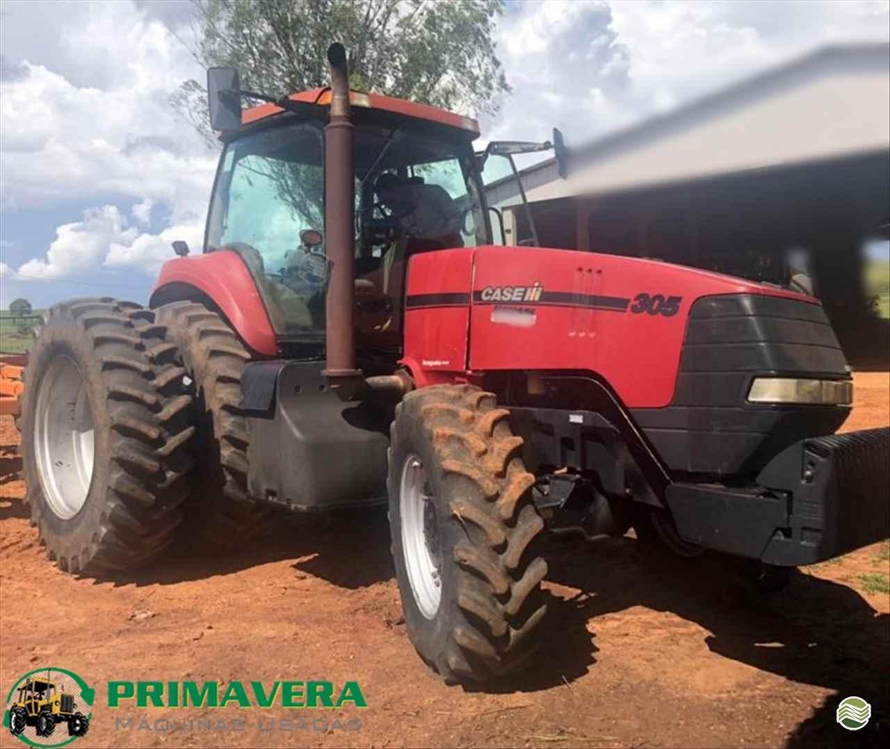 TRATOR CASE MAGNUM 305 Tração 4x4 Primavera Máquinas Usadas PRIMAVERA DO LESTE MATO GROSSO MT