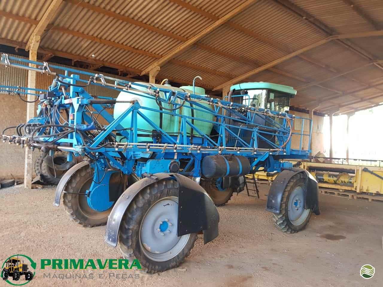 PULVERIZADOR MONTANA PARRUDA 2627 Tração 4x2 Primavera Máquinas Usadas PRIMAVERA DO LESTE MATO GROSSO MT