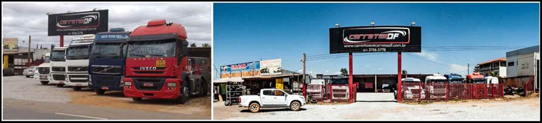 Foto da Loja da Caminhões e Carretas DF - NOMA