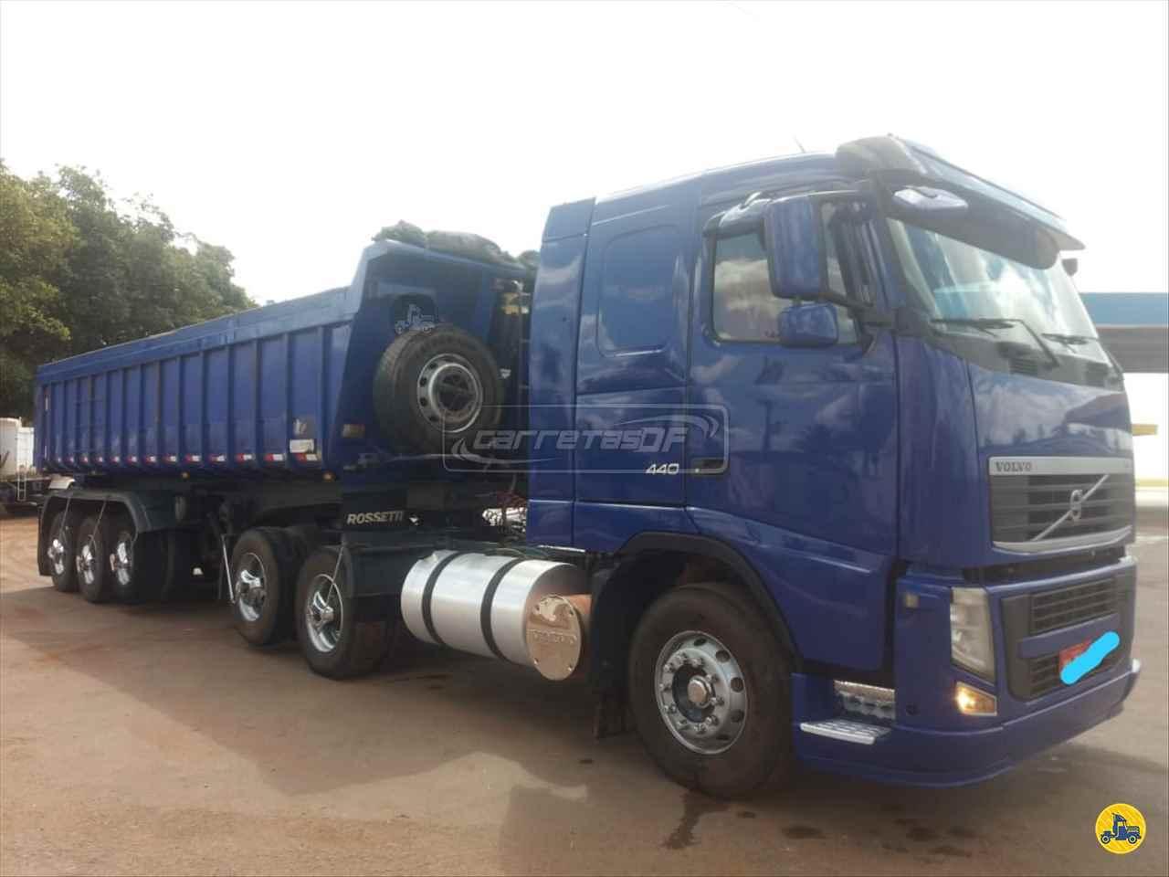 CAMINHAO VOLVO VOLVO FH 440 Cavalo Mecânico Truck 6x2 CARRETAS DF - NOMA BRASILIA DISTRITO FEDERAL DF