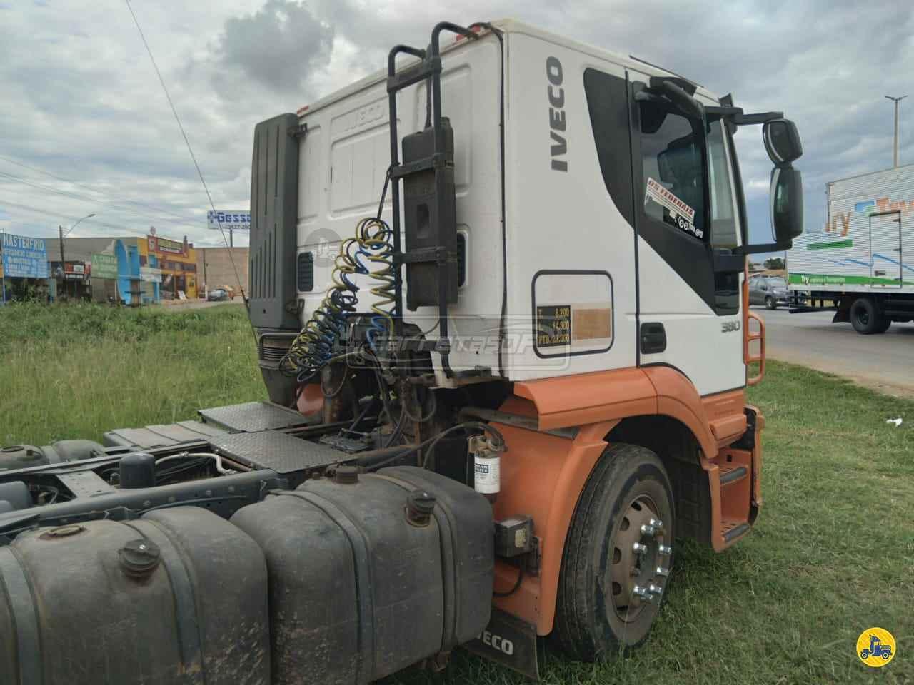 CAMINHAO IVECO STRALIS 380 Cavalo Mecânico Truck 6x2 CARRETAS DF - NOMA BRASILIA DISTRITO FEDERAL DF