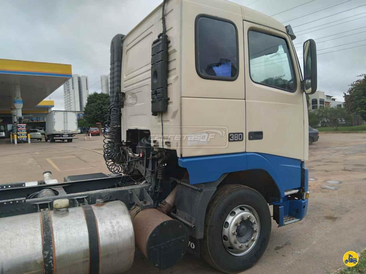 CAMINHAO VOLVO VOLVO FH12 380 Cavalo Mecânico Truck 6x2 CARRETAS DF - NOMA BRASILIA DISTRITO FEDERAL DF