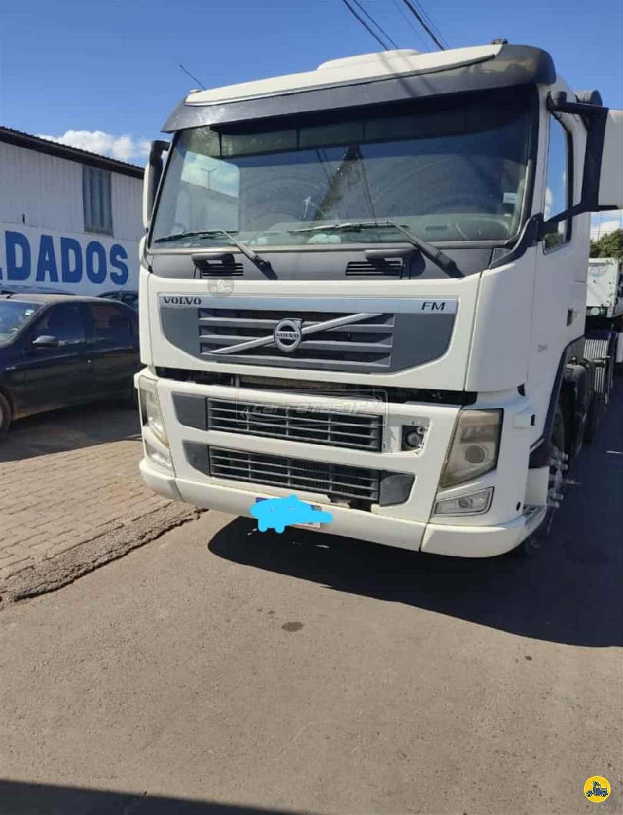 CAMINHAO VOLVO VOLVO FM 370 Cavalo Mecânico Truck 6x2 CARRETAS DF - NOMA BRASILIA DISTRITO FEDERAL DF