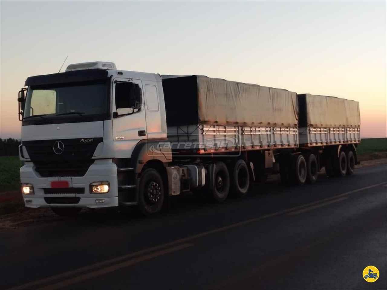 CAMINHAO MERCEDES-BENZ MB 2540 Cavalo Mecânico Truck 6x2 CARRETAS DF - NOMA BRASILIA DISTRITO FEDERAL DF