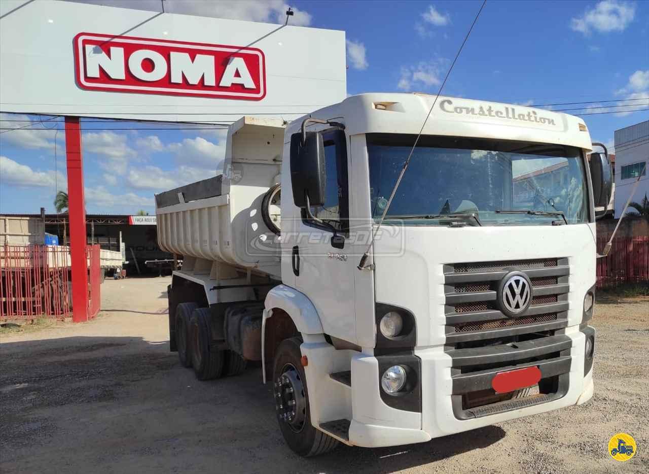 CAMINHAO VOLKSWAGEN VW 24250 Caçamba Basculante Truck 6x2 CARRETAS DF - NOMA BRASILIA DISTRITO FEDERAL DF