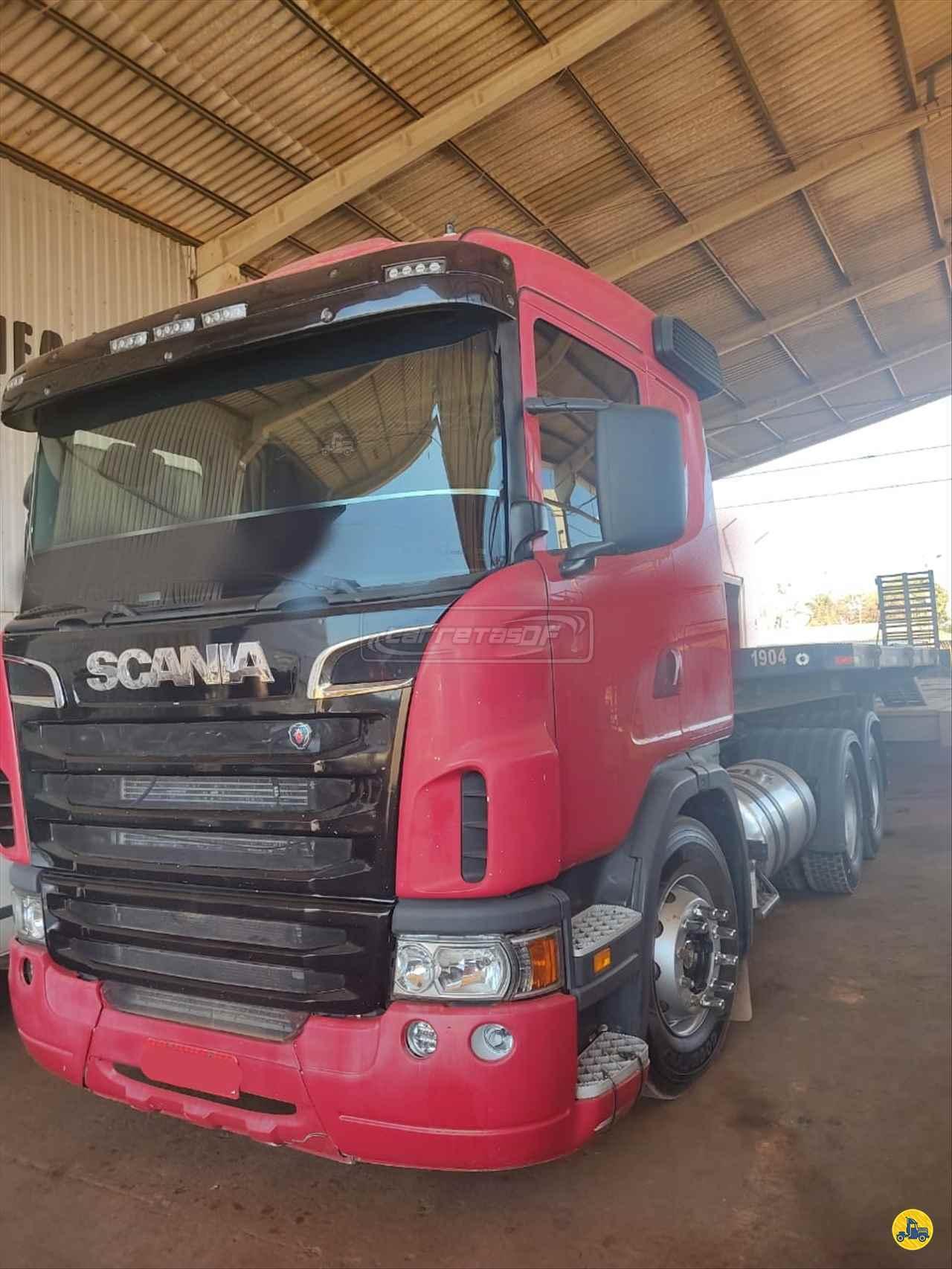 CAMINHAO SCANIA SCANIA 420 Cavalo Mecânico Traçado 6x4 CARRETAS DF - NOMA BRASILIA DISTRITO FEDERAL DF