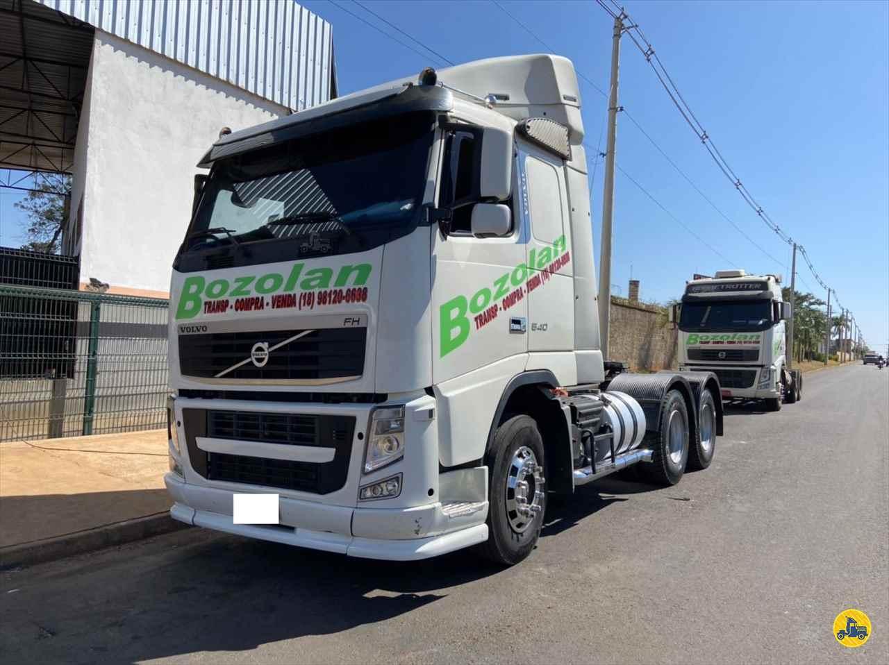 VOLVO VOLVO FH 540  2014/2014 Junior Bozolan Transportes