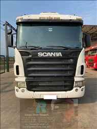 SCANIA SCANIA 124 420 750982km 2009/2009 Junior Bozolan Transportes