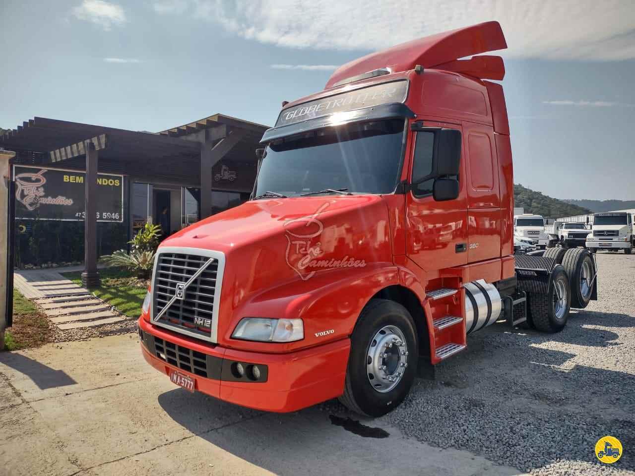 CAMINHAO VOLVO VOLVO NH12 380 Cavalo Mecânico Truck 6x2 Tchê Caminhões ITAJAI SANTA CATARINA SC